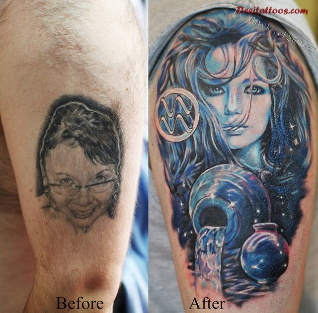 Aquarius Tattoos - Google Search