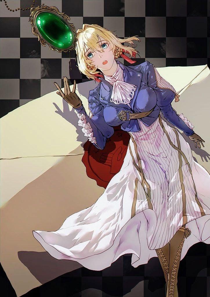 Pin en Violet Evergarden