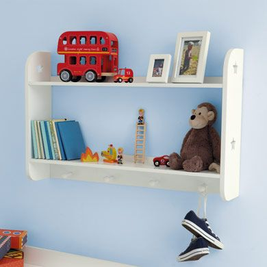 Kids Bedroom Wall Shelves half price star wall shelves £32,50 with any order | kids bedroom