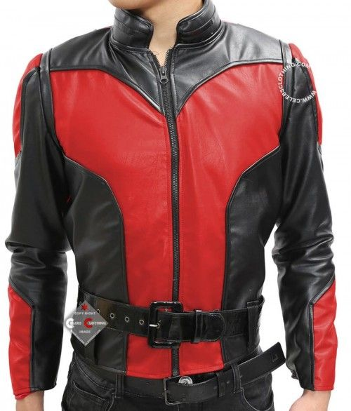The #Antman leather outfit is available for all the followers with an amazing offer of #Halloweeen Season at celebsclothing.com