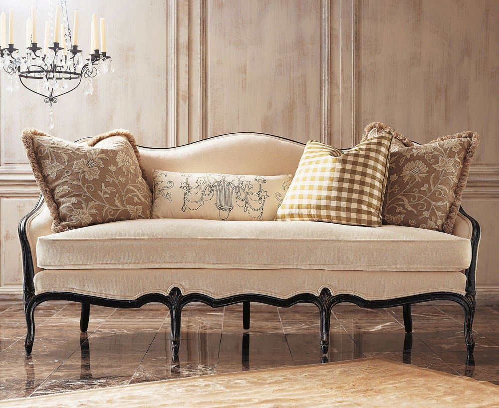 Eye For Design Decorating With Camelback Sofasthis Would Look Impressive Choosing Living Room Furniture Decorating Design