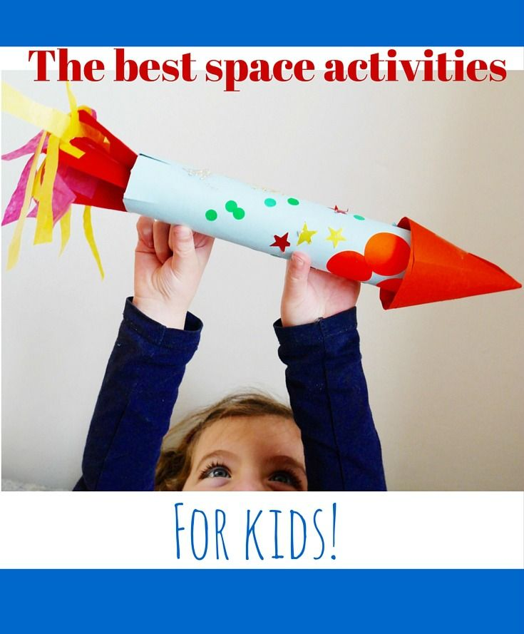 Looking for space activities for kids? Read this great list at www.talkmum.com
