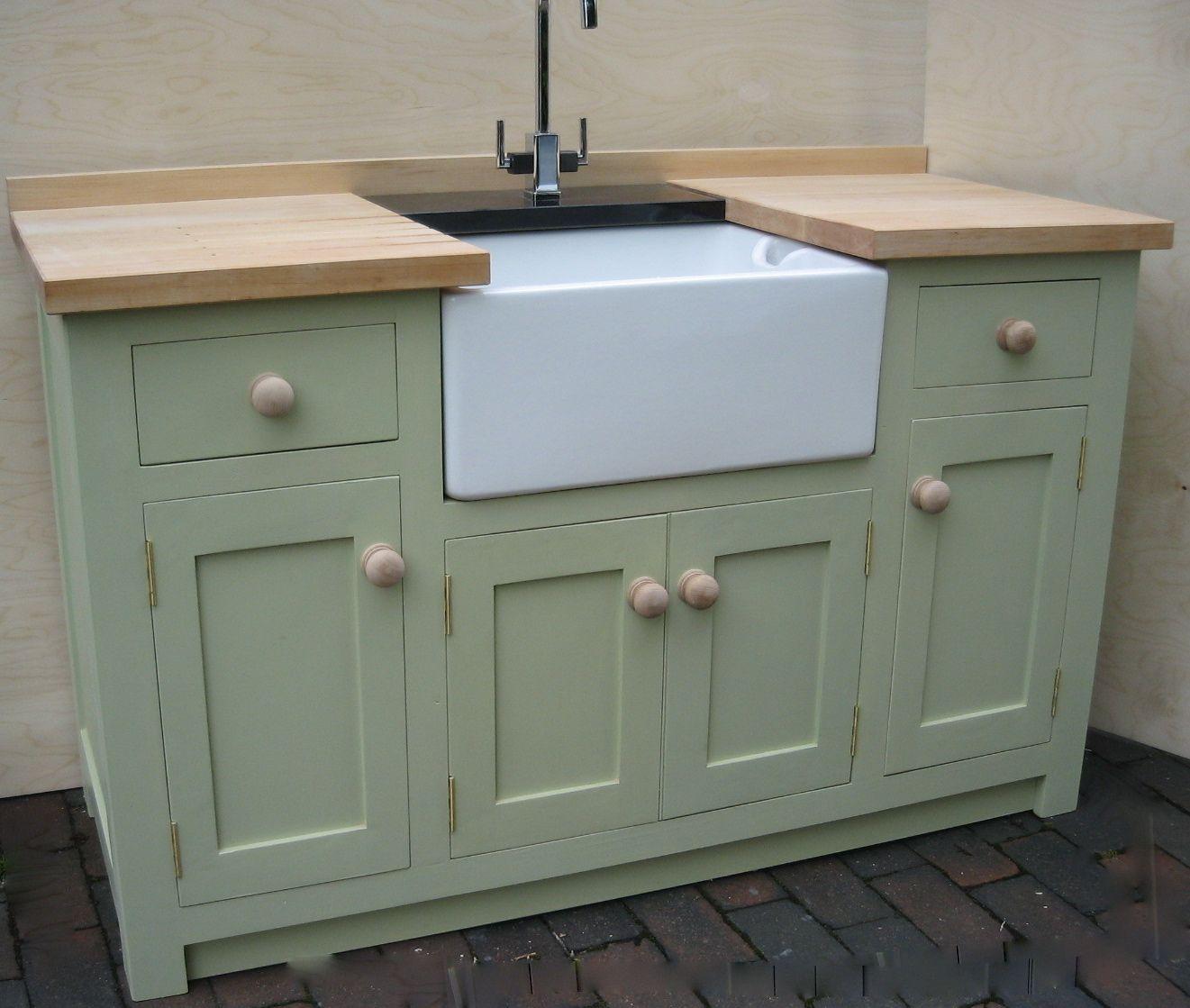 Best Gorgeous Small Belfast Sink Unit From Mi Mi S House 640 x 480