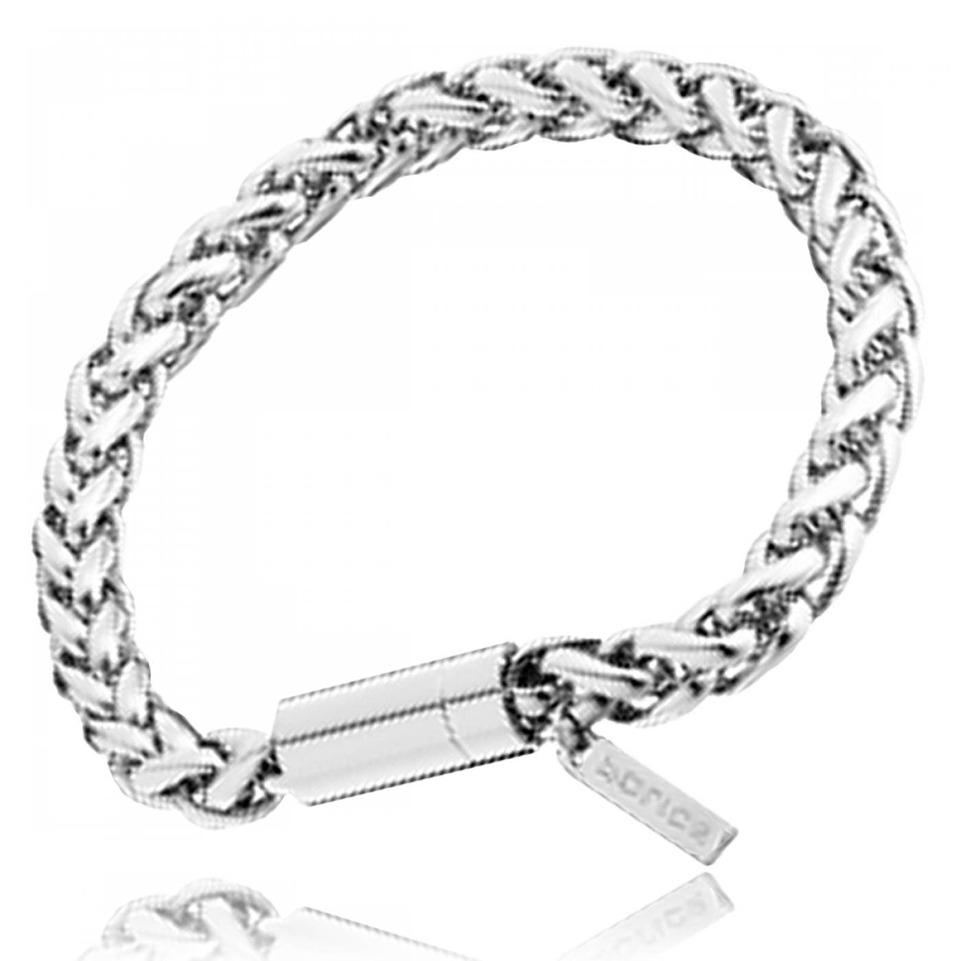 Men stainless steel Temptation bracelets , Police Accessoire Homme, Bracelet  Femme, Bijoux Homme,