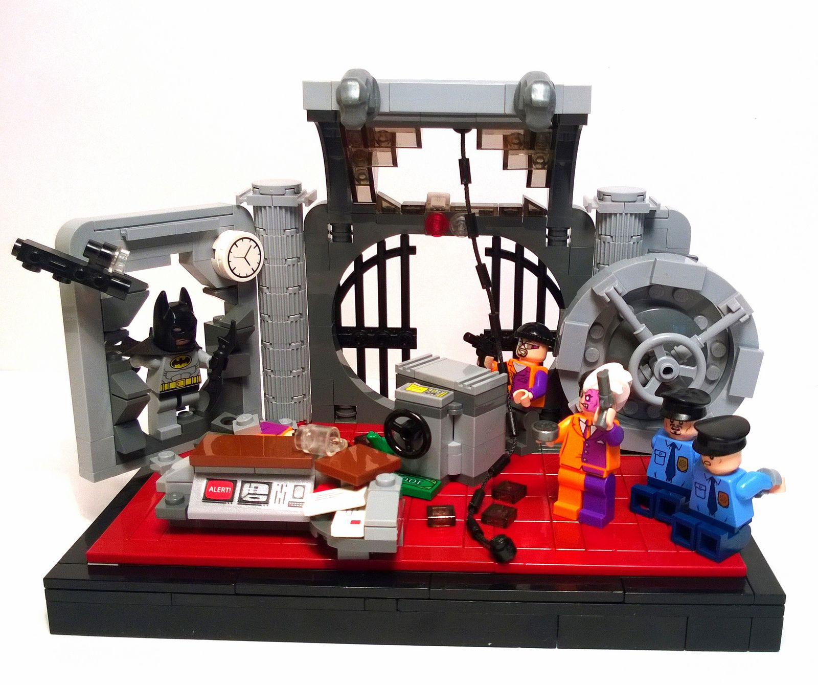 Batman Arkham Knight Batcave: Lego Batman Movie, Lego, Lego