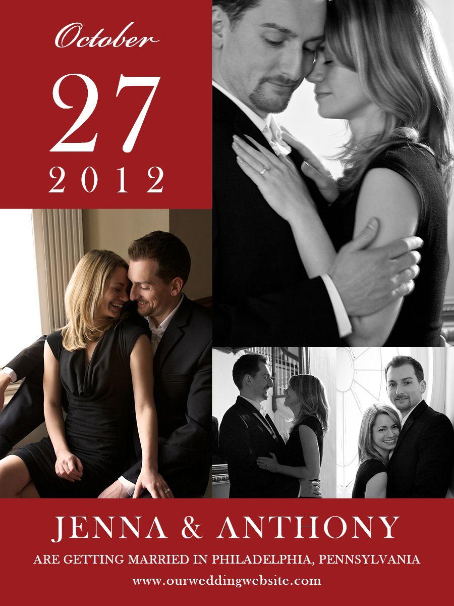 Armen Elliott Photography: Save-the-Date Cards | wedding | Pinterest ...