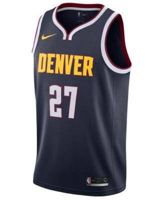 sports shoes df12e 76768 Nike Men's Jamal Murray Denver Nuggets Icon Swingman Jersey ...