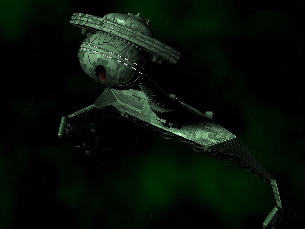 Star Trek Klingon Battlecruiser Wallpaper Jpg 1024 768 Star