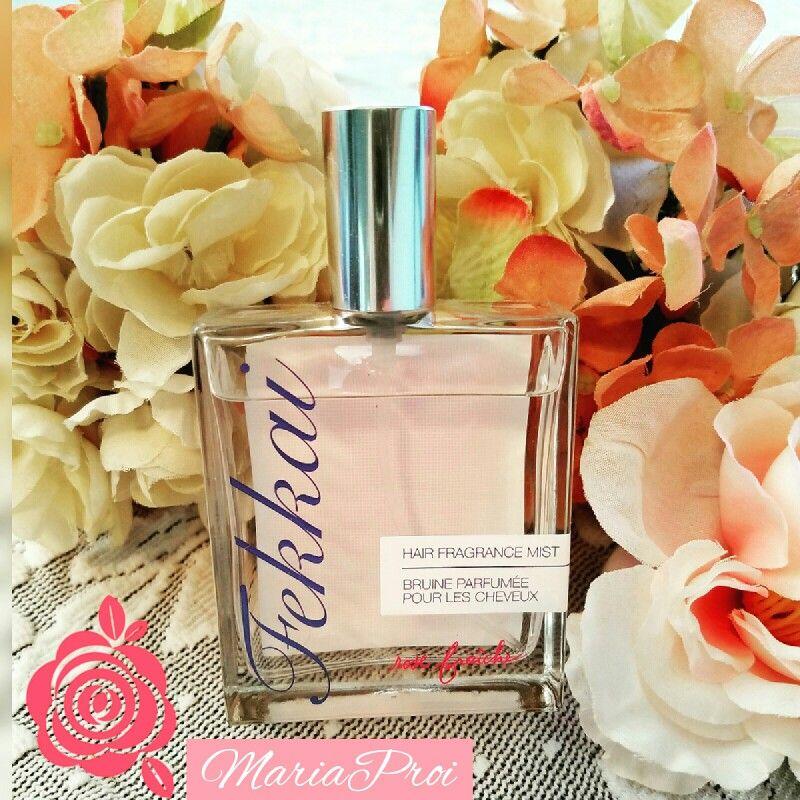 Fekkai Hair Fragrance Mist In Rose Frache Fekkai Hairstyles