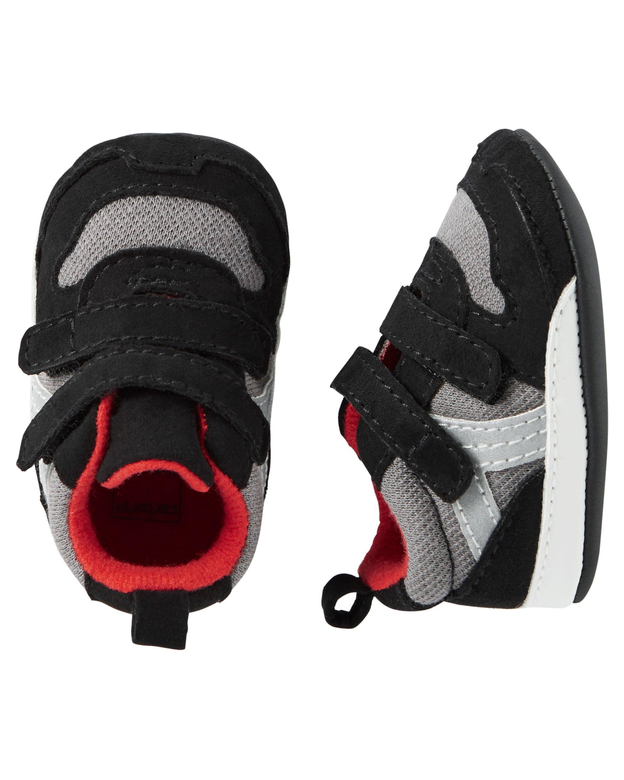 90a953fda7ed3 Baby Boy Carter s Sneaker Crib Shoes