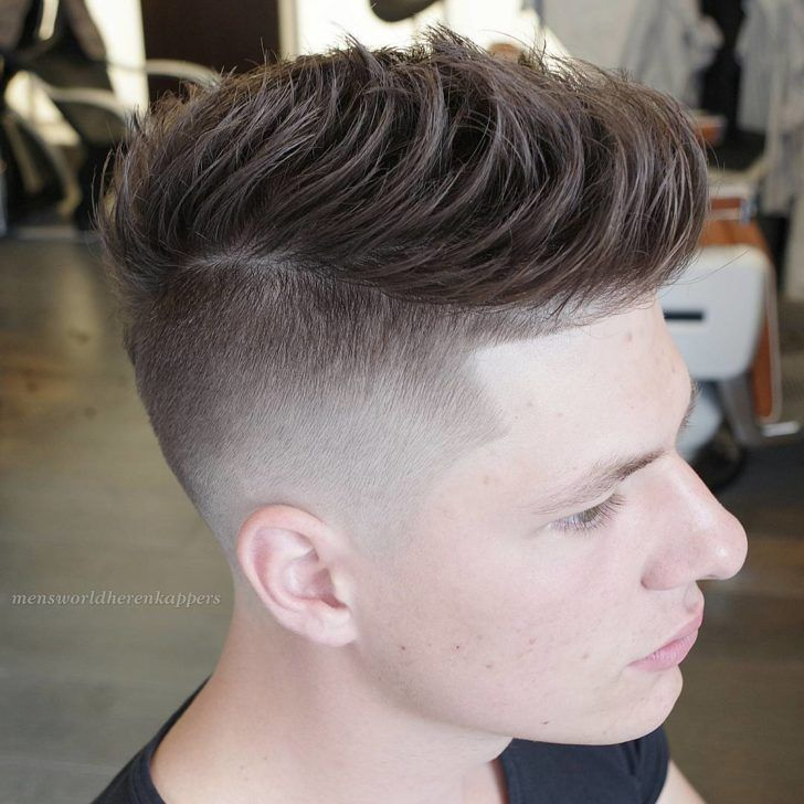 21 Men\u0027s Disconnected Undercut Hairstyles That Look Fresh AF