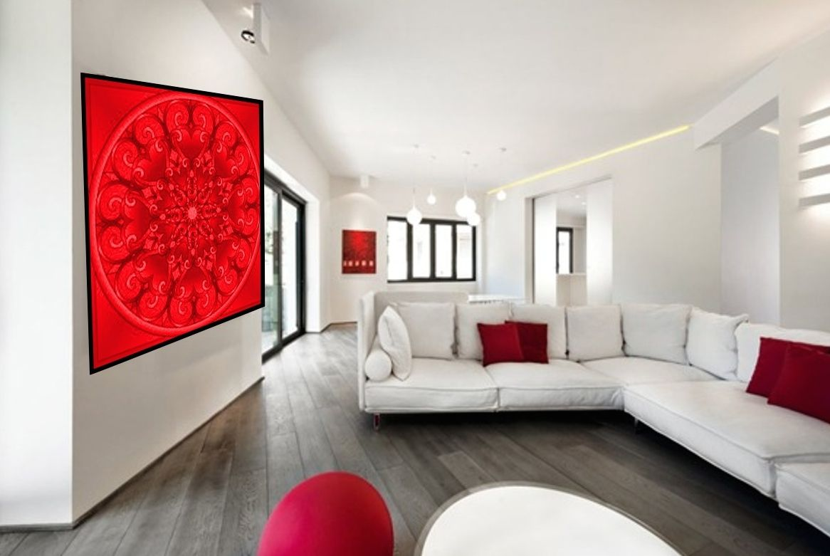 sofas-with-red-cushions.jpg | my lounge room | Pinterest | Logs ...