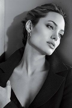 Photo of Angelina Jolie by Mario Testino