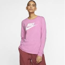 Photo of T-Shirt a manica lunga Nike Sportswear – Donna – Rosa Nike