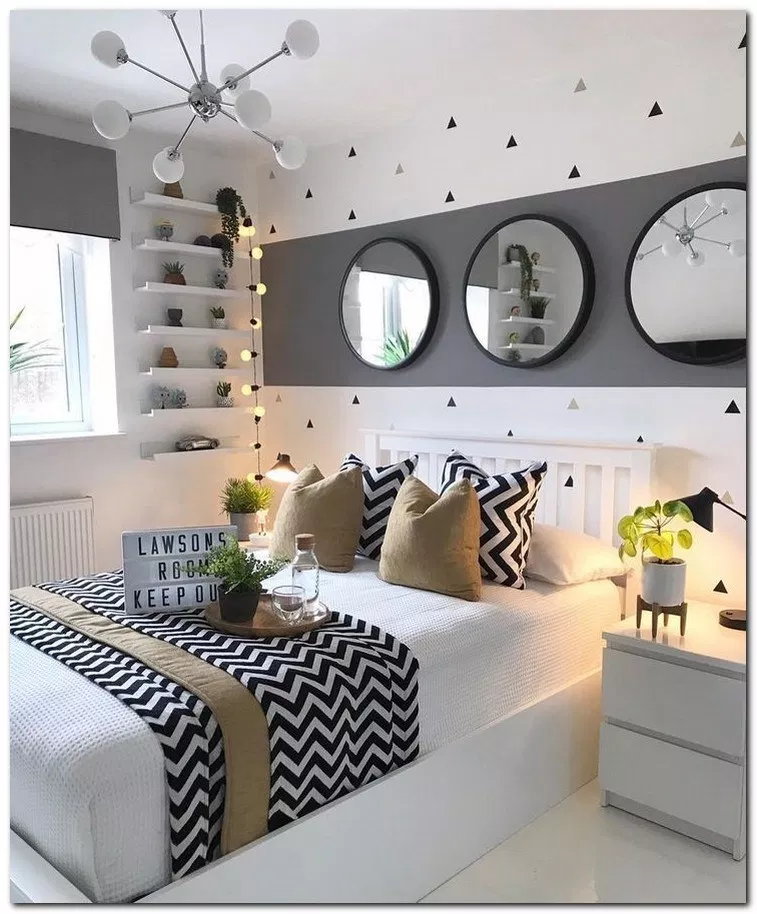 30 cute teenage girl bedroom ideas 18 ~ Home And Garden