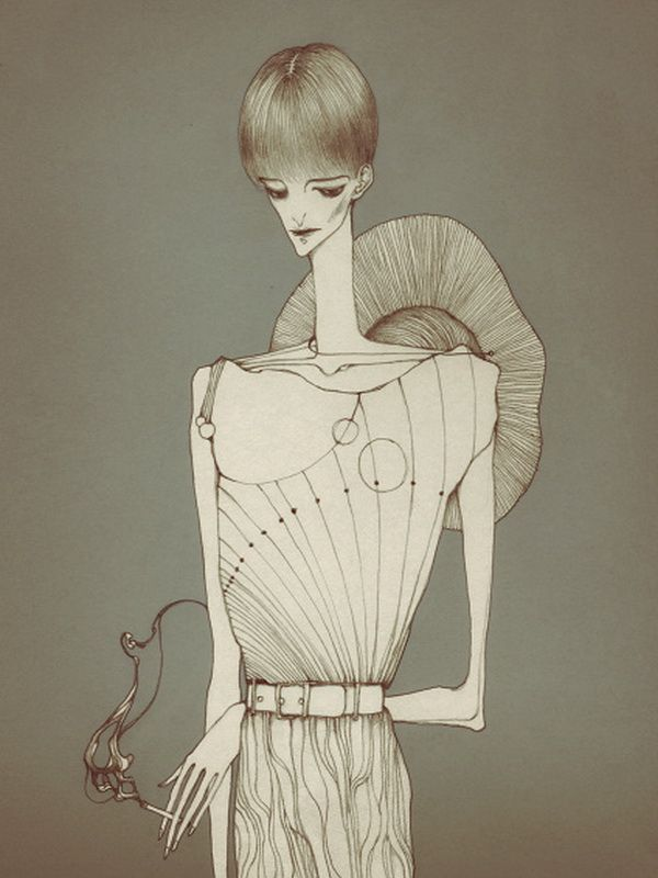 Illustrations by Jinyoung Shin