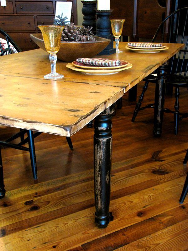 Shenandoah Farm Tables To Make A Custom Farm Table From Reclaimed Wood Vintage House Farm Table Reclaimed Wood Furniture
