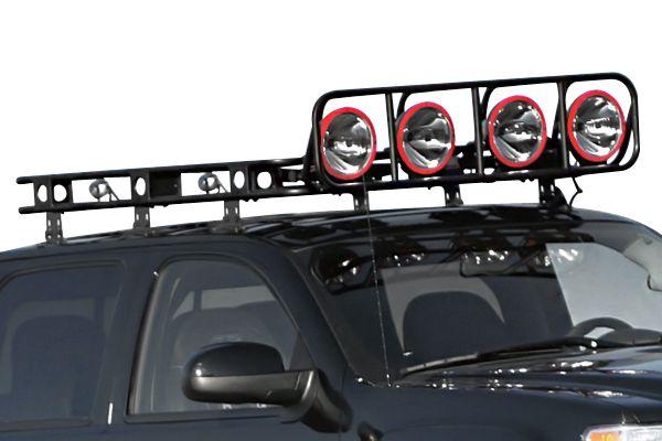 Ideal light mounts