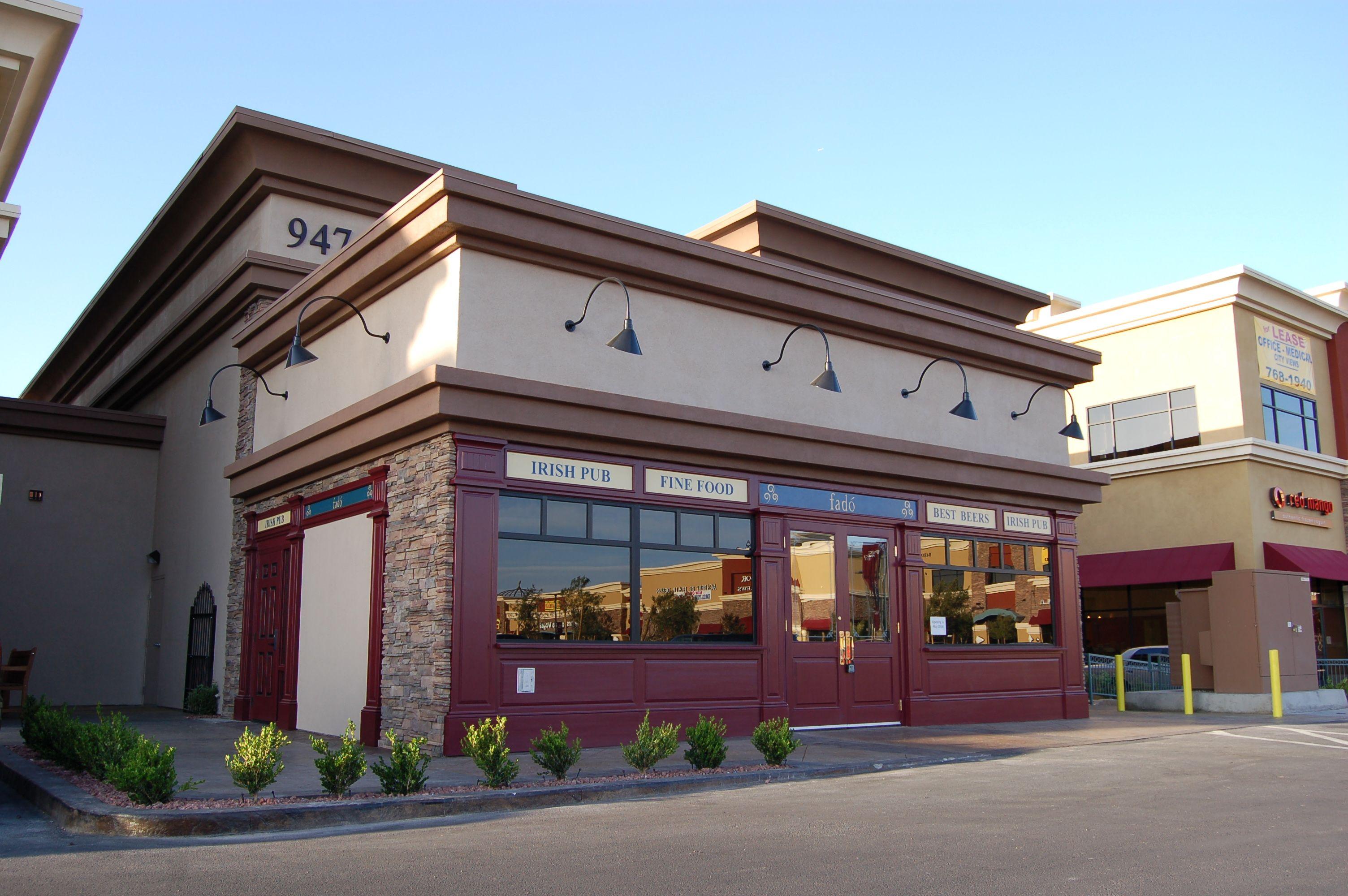 Restaurant exterior architecture - Exterior