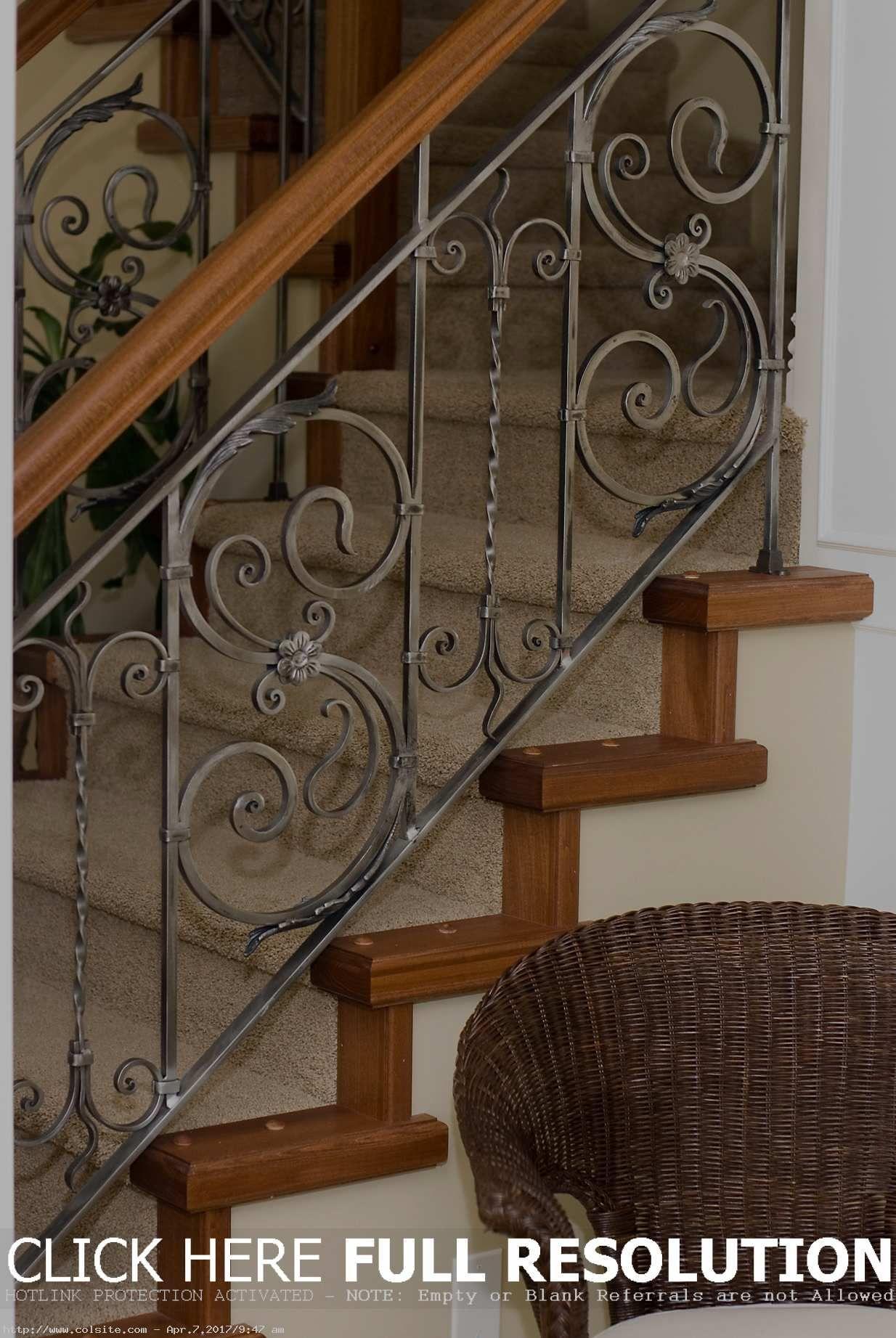Best Design Stair Railings Joy Studio Design Wrought Iron Stair