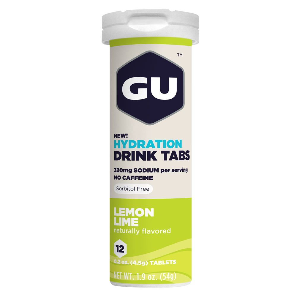 Gu Hydration Drink Tabs Ad Hydration Sponsored Gu Tabs