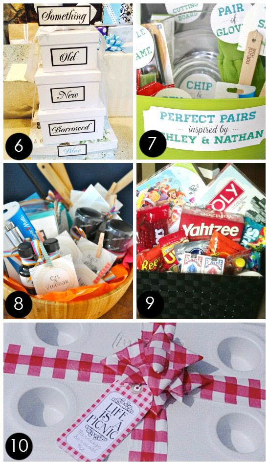 dating divas bridal shower gifts