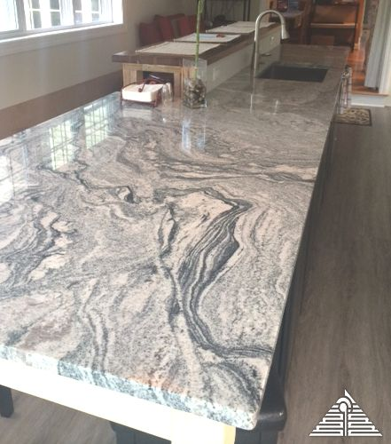 White Waves Granite Granite Countertops Kitchen Cost Of Granite Countertops White Granite Countertops Kitchen