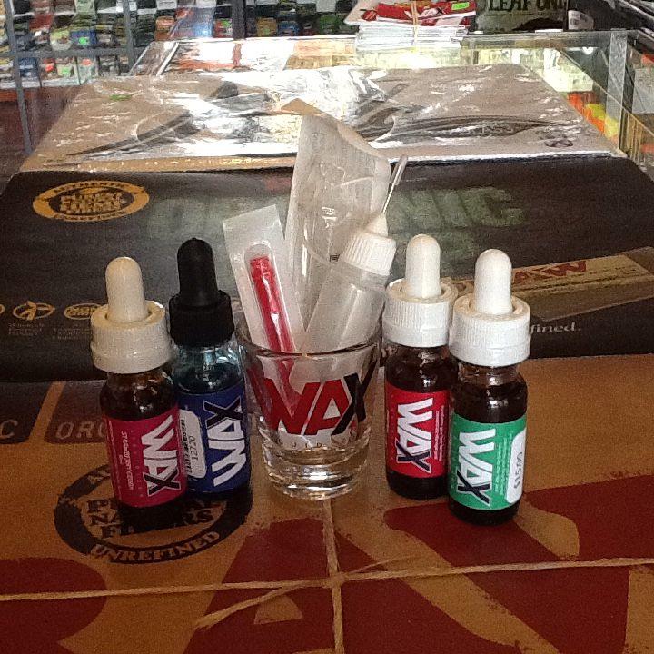 WAX Liquidizer Kit — turn your concentrates into vape juice
