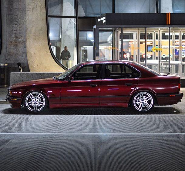 BMW E34 5-series - Classic Bimmers.nl