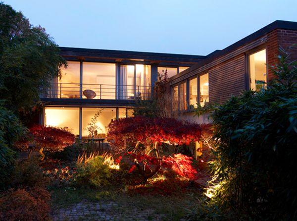 Edye architekten aufstockung eines bungalow bauen im bestand pinterest bungalow villa - Architekten bungalow ...