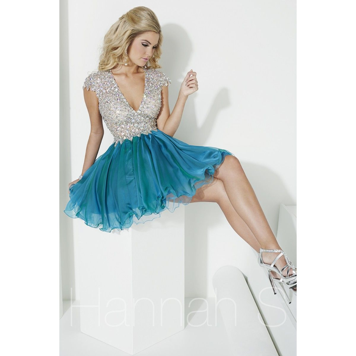 Hannah S Style 27969 a perfect party dress for any occasion. Fun and ...