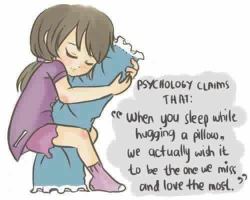 Cuddling psychology behind Why children