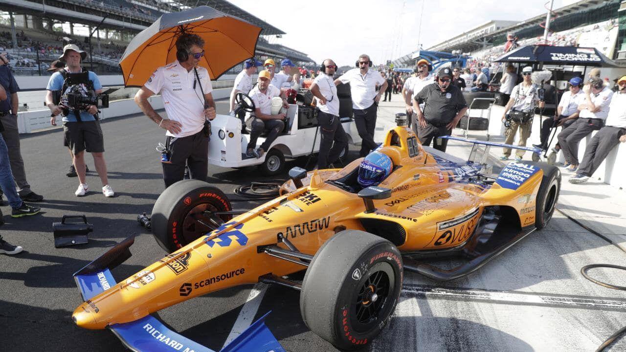 McLaren returning to Indycar fulltime in 2020 Indy cars