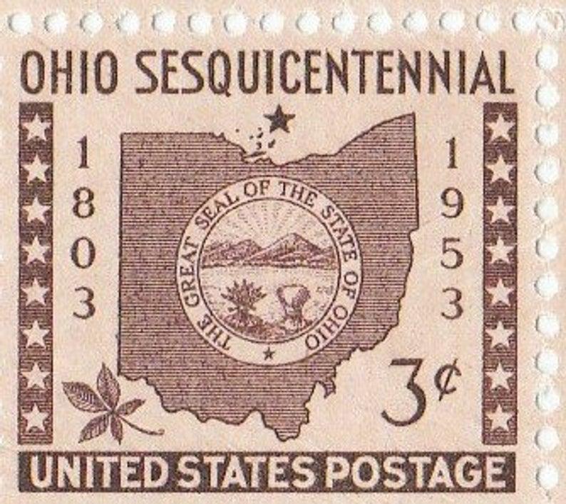 10 Unused Vintage 1971 California Condor Stamps  8 Cent Wildlife Conservation Postage Stamps