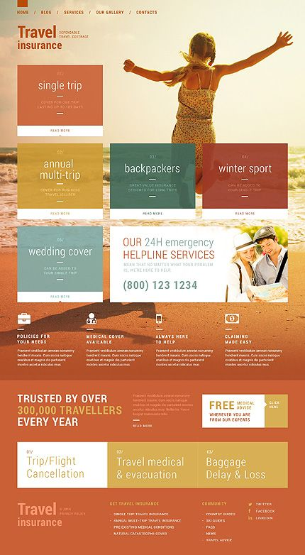 30 Wordpress Themes With Large Background Images Website Template Design Website Template Wordpress Website Design