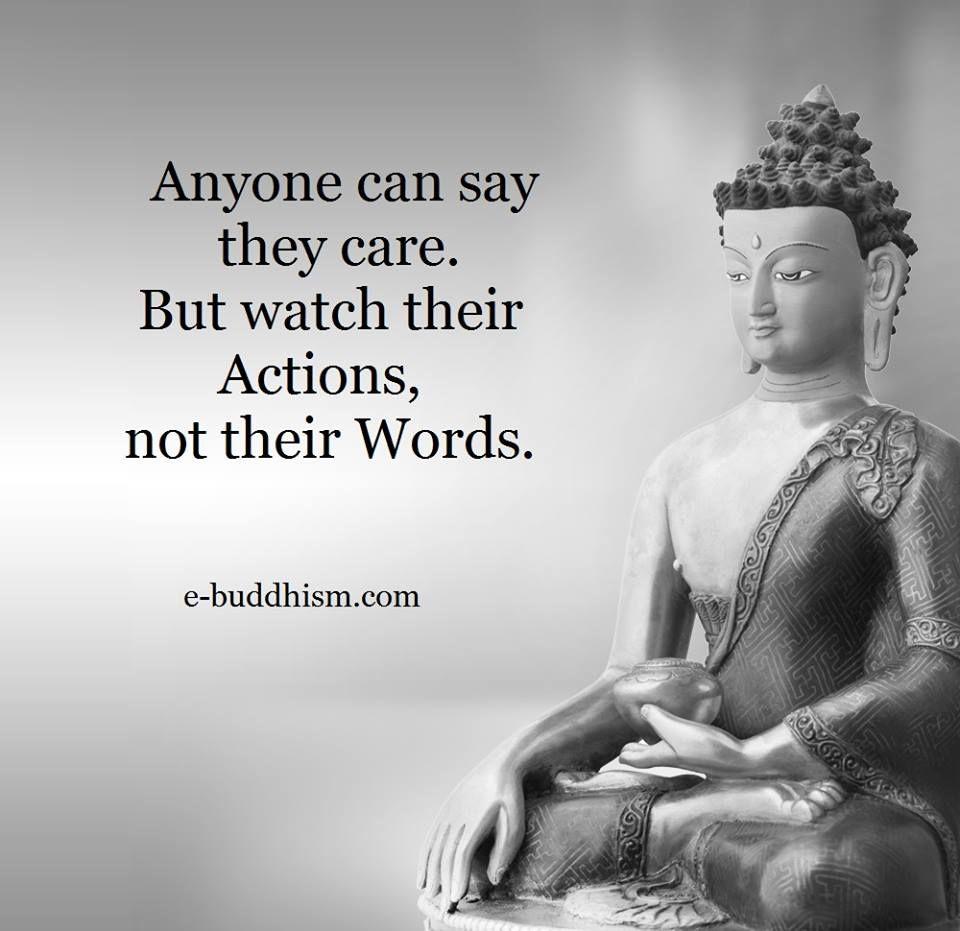 Care  ???  Buddism quotes, Buddha quotes inspirational, Buddha