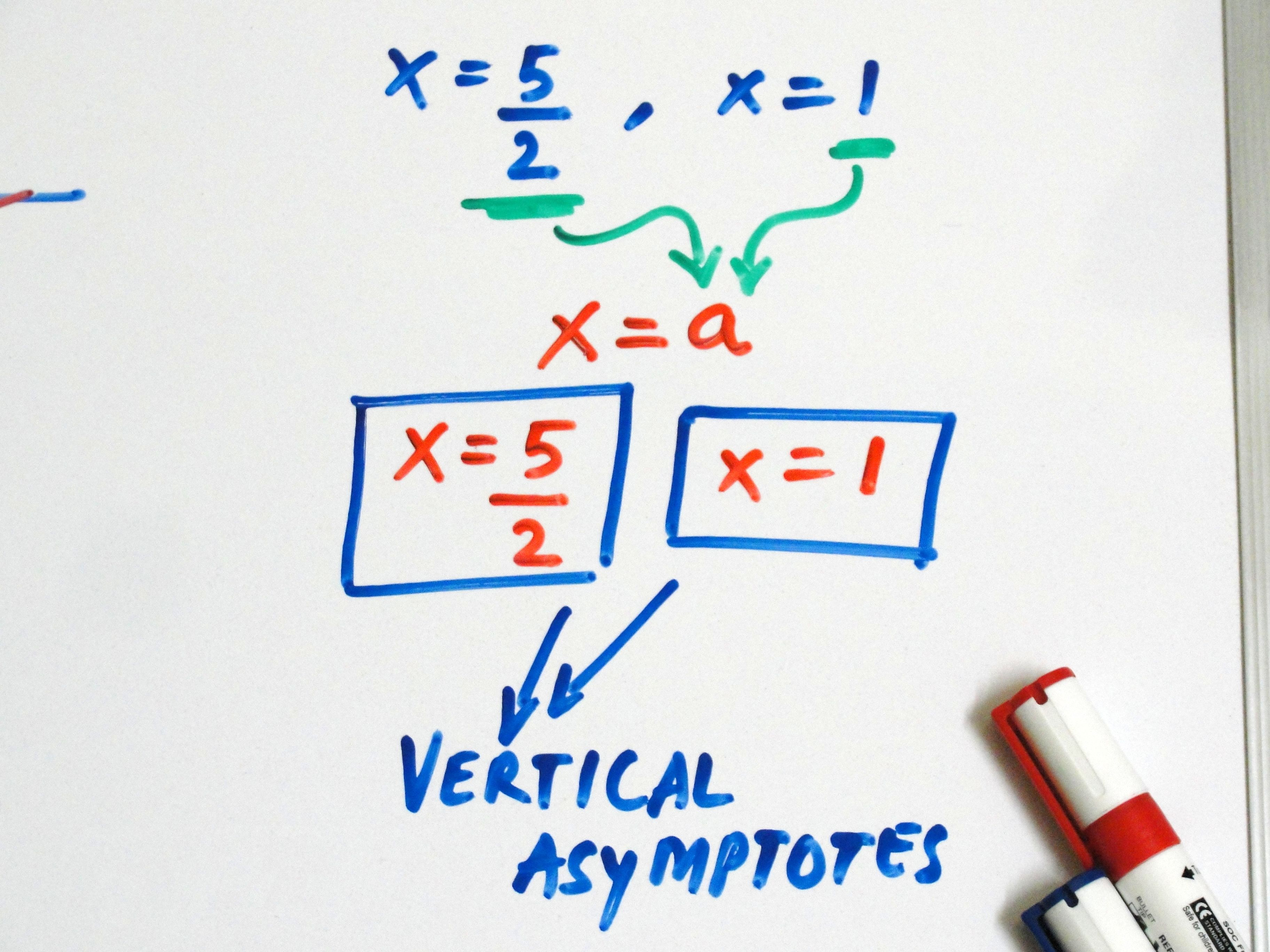 How To Find Vertical Asymptotes Of A Rational Function Rational Function Learning Arabic Learn Arabic Alphabet
