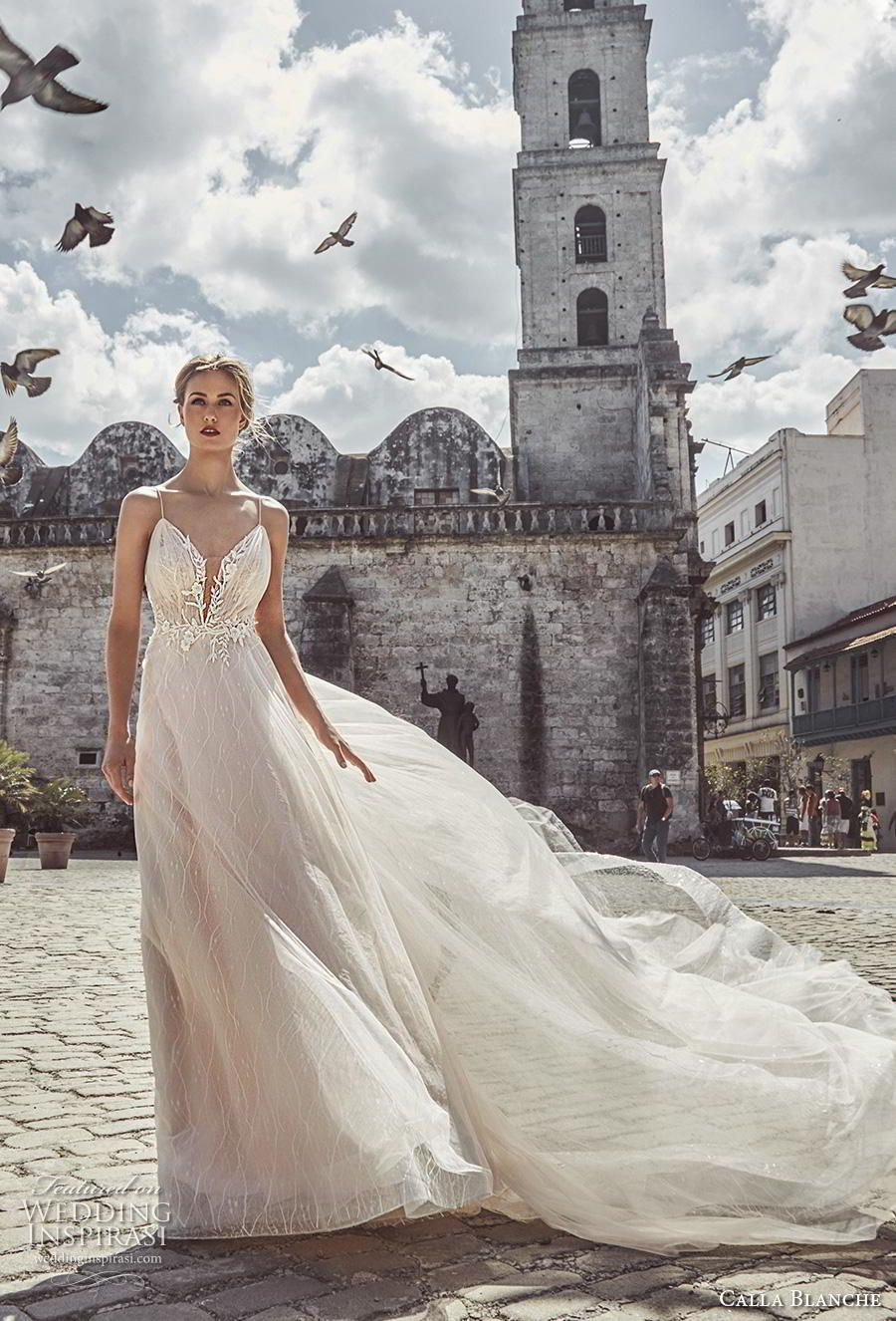 Luamour by Calla Blanche Fall  Wedding Dresses  wedding