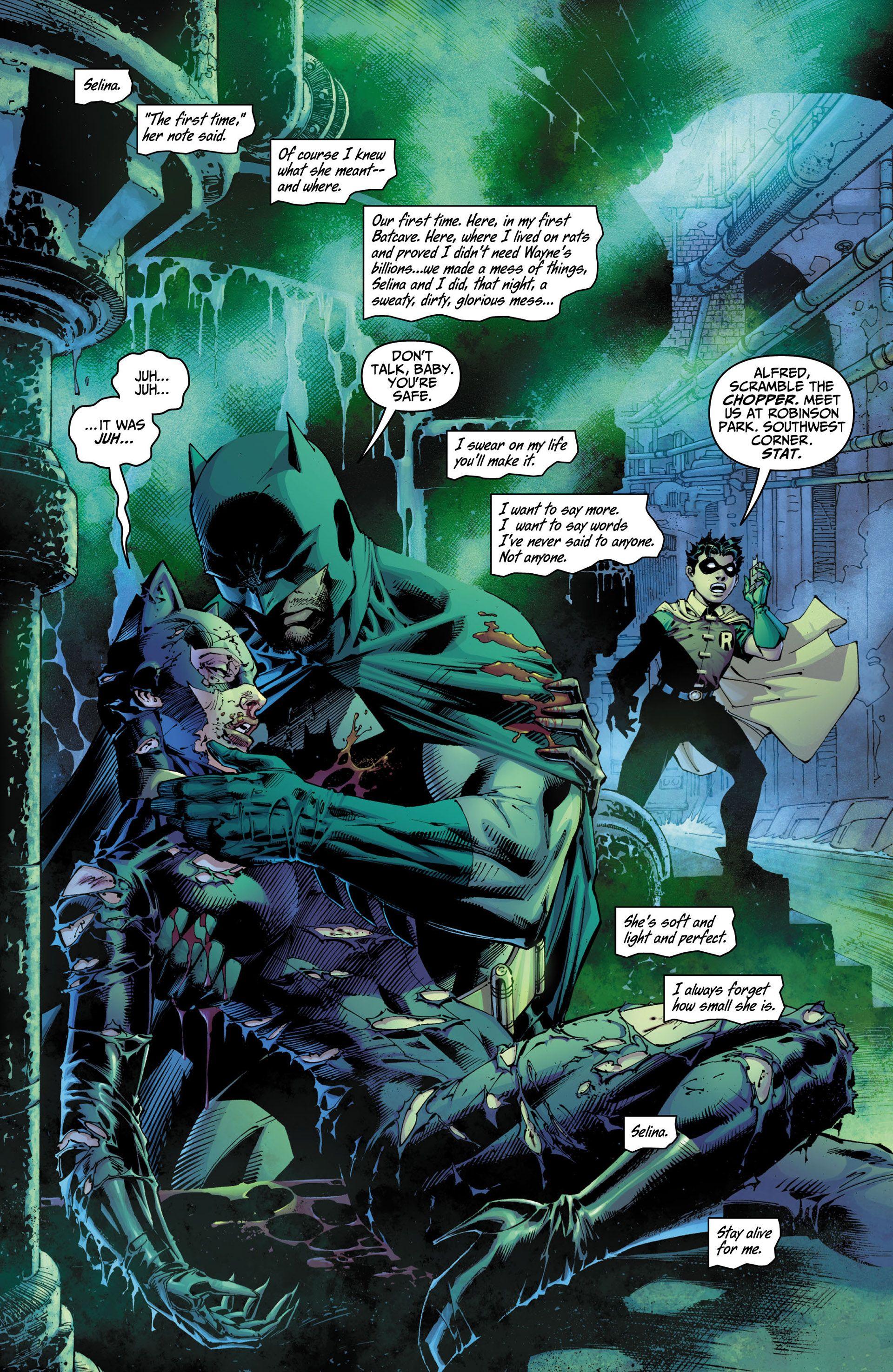 0513ea343091 All Star Batman   Robin  10 by Jim Lee