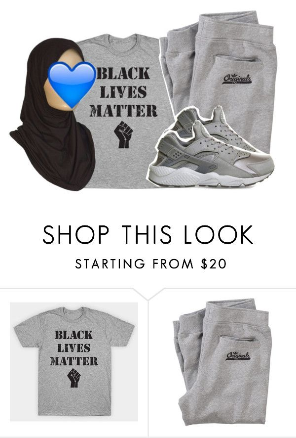 """""""12.21.16"""" by queenbaddiie ❤ liked on Polyvore featuring adidas Originals and NIKE"""