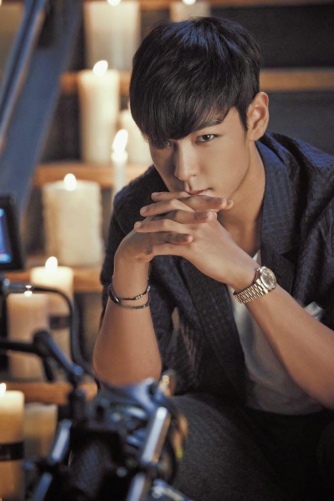 TOP (Choi Seung Hyun)  #BIGBANG #T.O.P #빅뱅