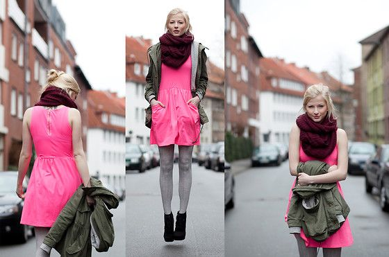 Colorsplash! (by Joana Gröblinghoff) http://lookbook.nu/look/4643799-Colorsplash