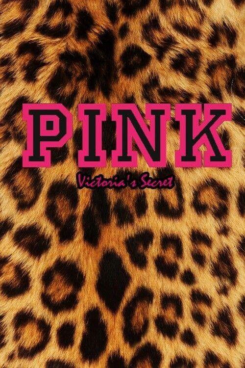 Victoria Secret Pink Cheetah Wallpaper