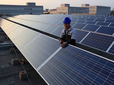 Crean Campo Experimental Para Energia Solar En Mexico Energia Solar Campo Energia