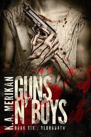 Guns n' Boys: Bloodbath (Guns n' Boys #6) ~ Ele's Review | Gay Book Reviews – M/M Book Reviews