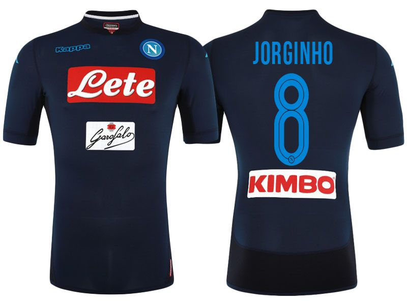 best service b1936 1ca06 SSC Napoli 2017-18 Third Shirt Jersey jorginho | cheap ...