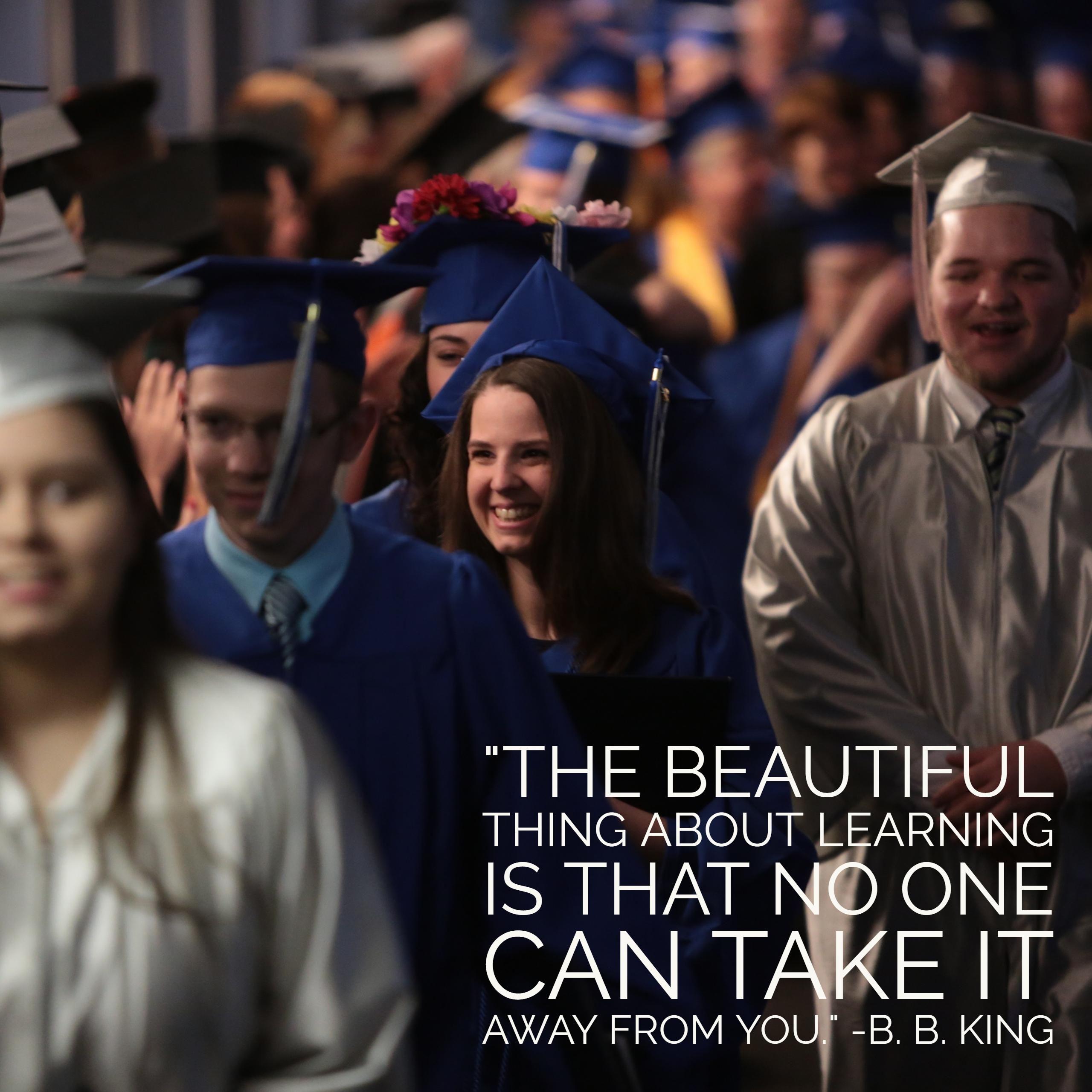 Congratulations to our graduates! #mondaymotivation #commencement #graduation