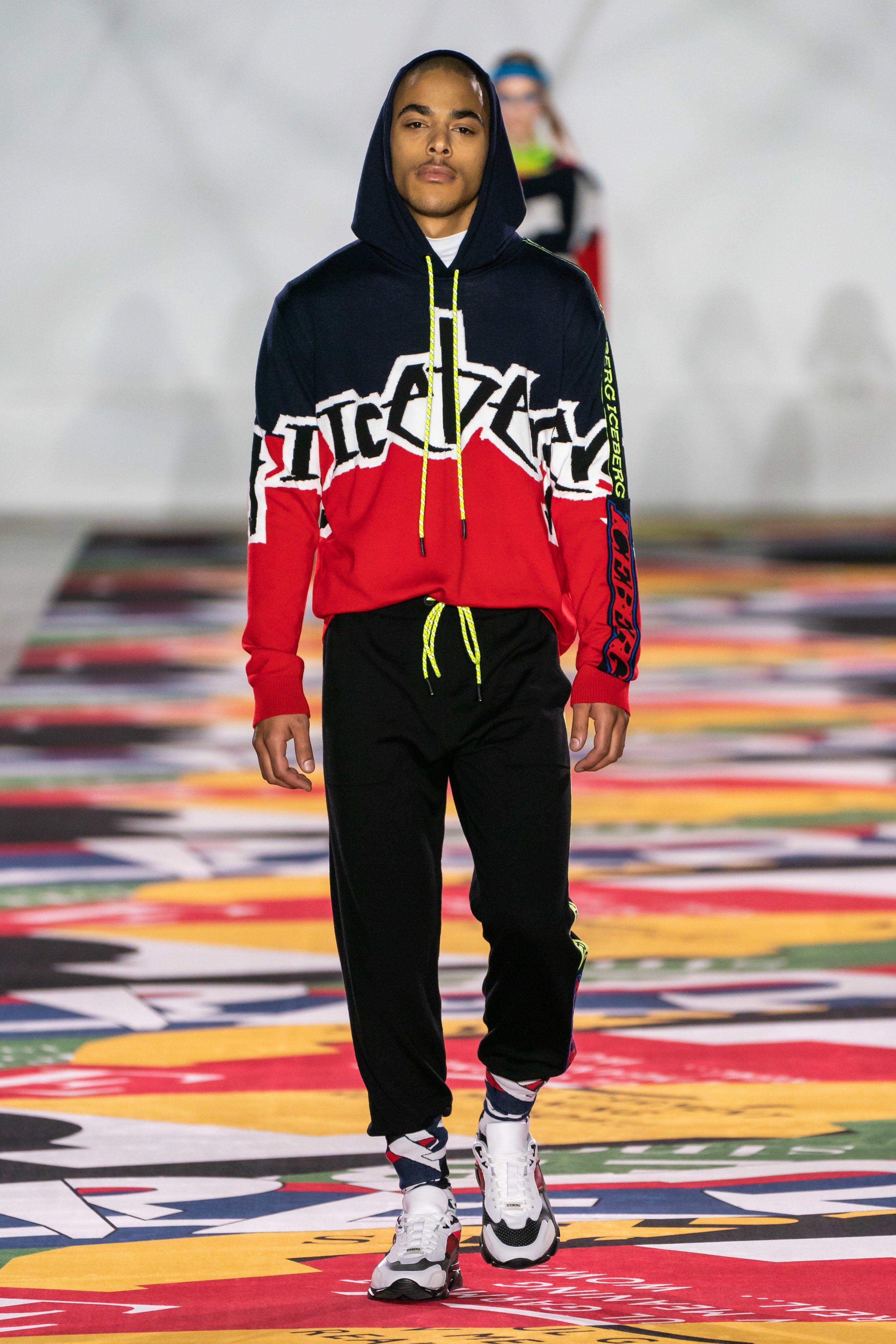 Iceberg Fall 2019 Menswear Fashion Show