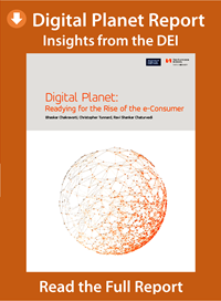 Download the Digital Planet Report - Insights from the DEI