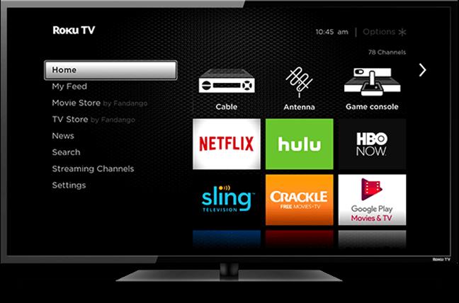 Hitachi Roku TV 4K Ultra HD | Cellular Fanatics | Pinterest